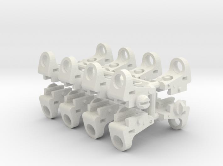 Compact Reflex Sight X16 3d printed