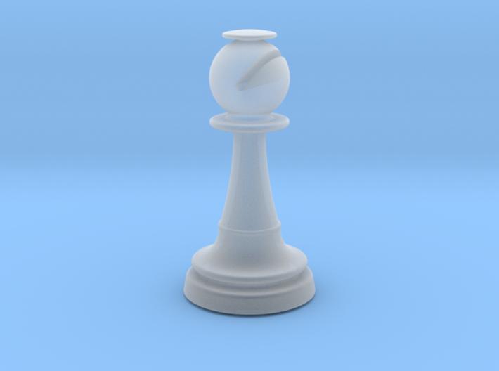 Inception Bishop Chess Piece (Lite) 3d printed
