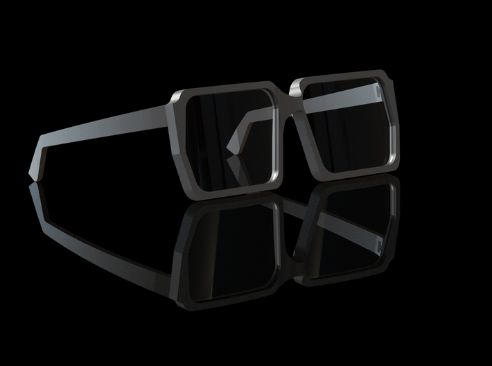 'GOGGLES' 3d printed