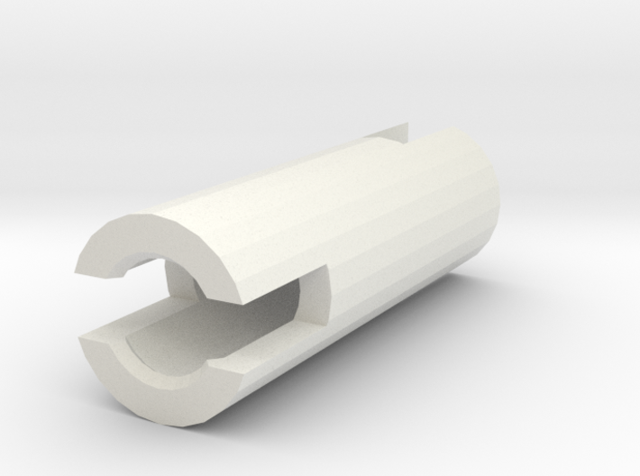 Bergs NSWGR 48 Class Universal Connector HO 3d printed