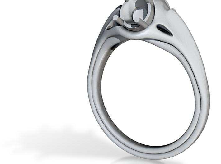 Wisdom Ring 3d printed