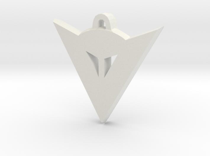 Dainese Logo 3d printed