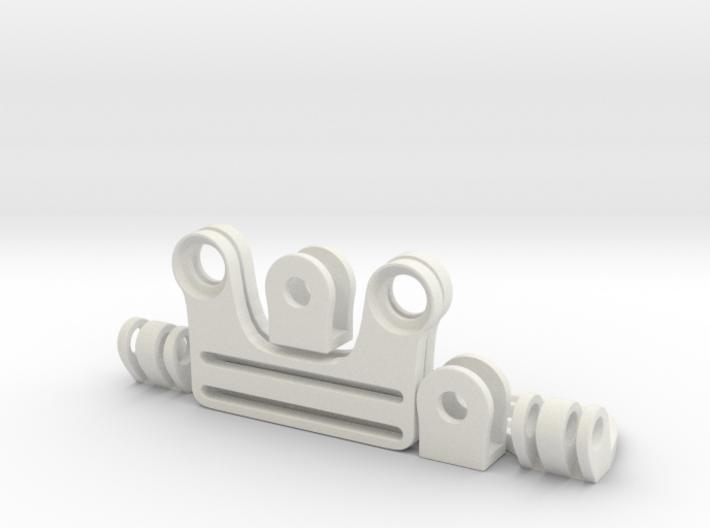 H3-3D hot swap Universal Camera Mount V2 3d printed