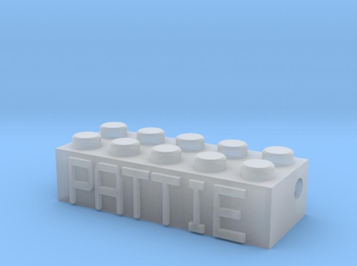 PATTIE 3d printed