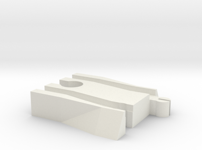 Female Wooden Railway to Trackmaster Adapter 3d printed