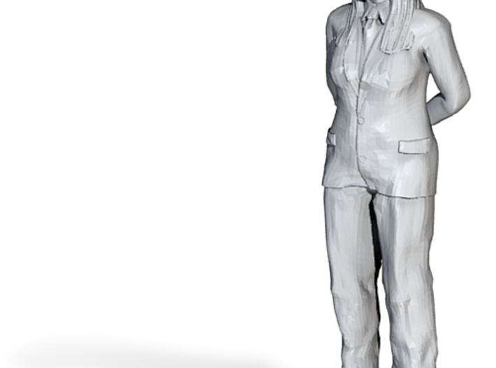 Female Conductor 1/29 scale 3d printed