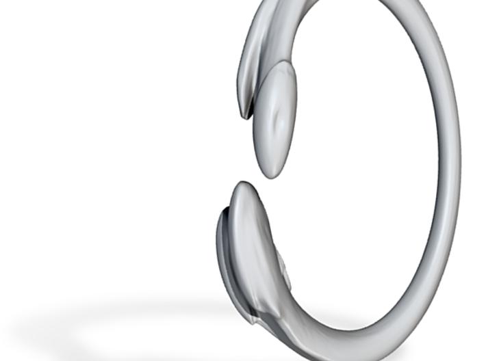 Femur Bracelet 71mm ID 3d printed