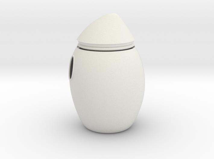 Olive Jar Test 3d printed