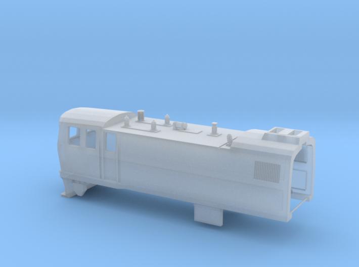 1:64 Ef Class (1/2) 3d printed