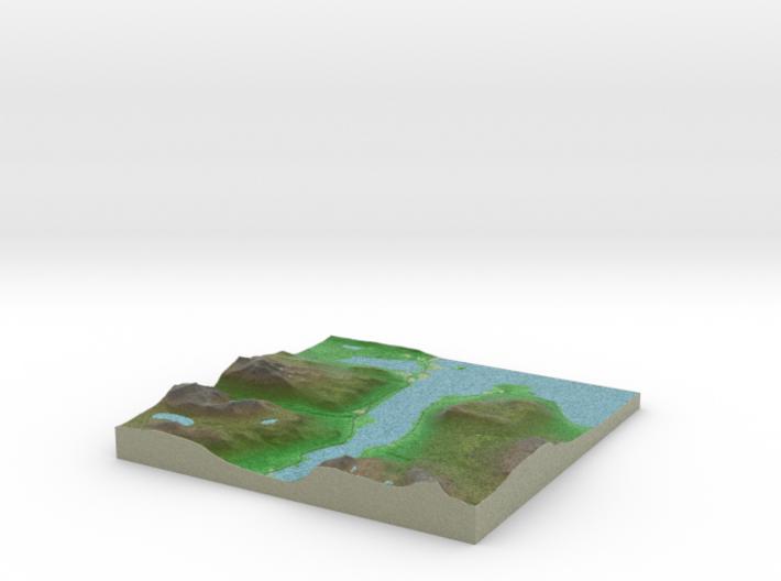 Terrafab generated model Tue Dec 30 2014 10:36:56 3d printed