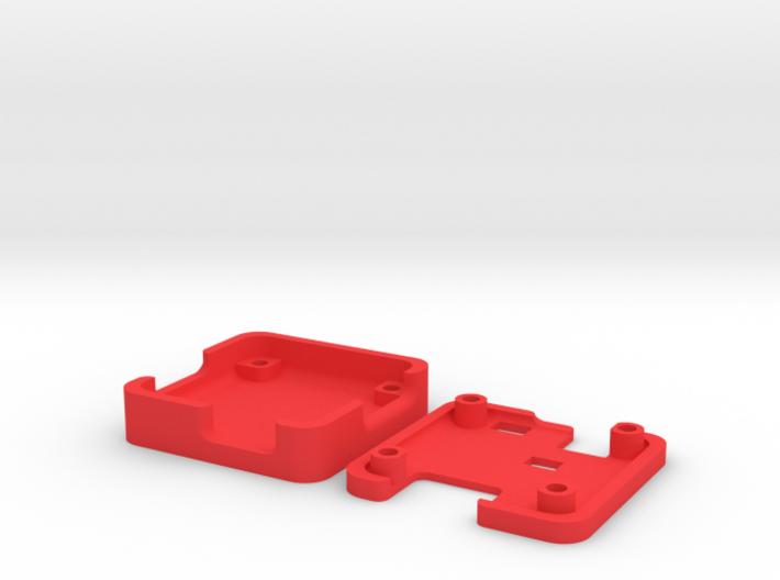 Naze32 Frame Mountable Case 3d printed