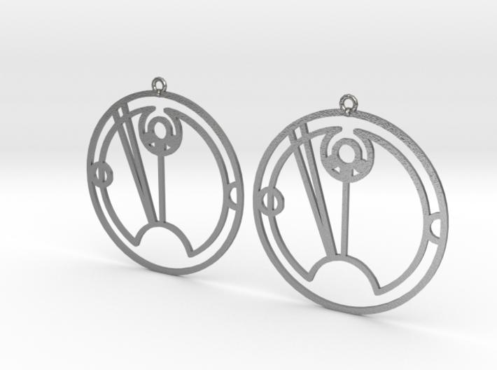 Sadie - Earrings - Series 1 3d printed