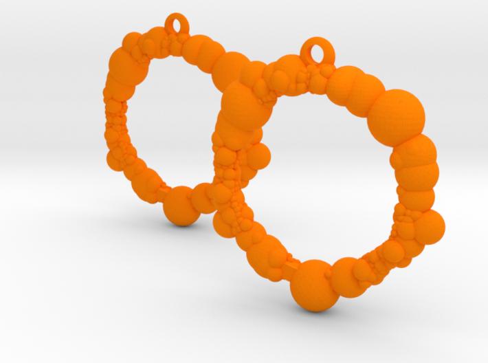 Bubble Loop 3d printed