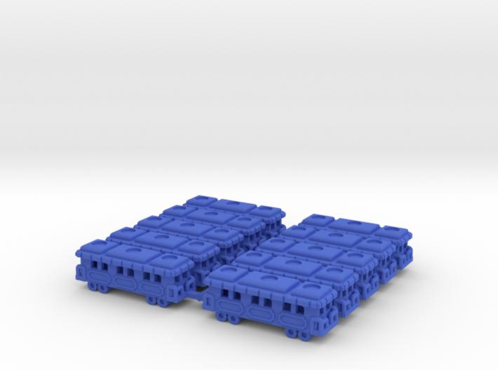 TTRCar Dx10a 3d printed