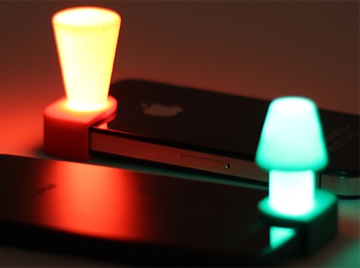 Iphone4 & Iphone4S Shade 3d printed