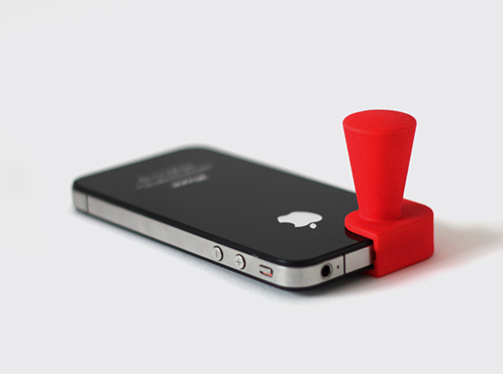 Iphone5 Shade 3d printed