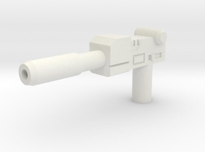 Roboblaster: Basic (5mm handle) 3d printed