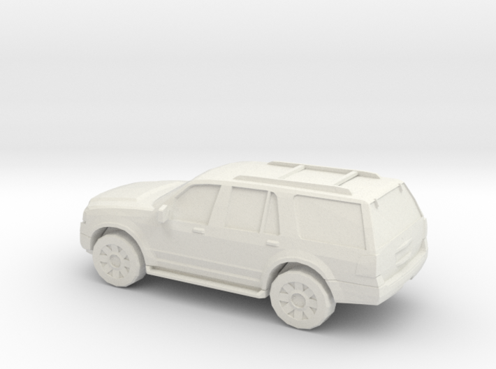 1/87 2009 Ford Expedition 3d printed