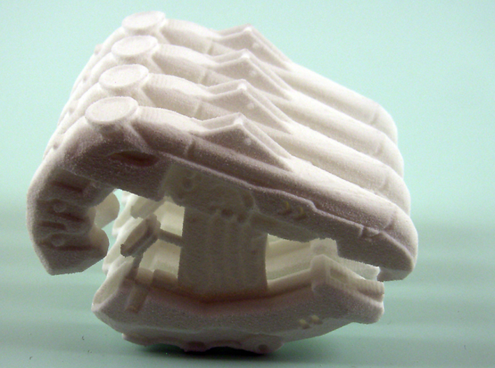 1:6 Small Direct Energy Pistol X4 3d printed Add a caption...