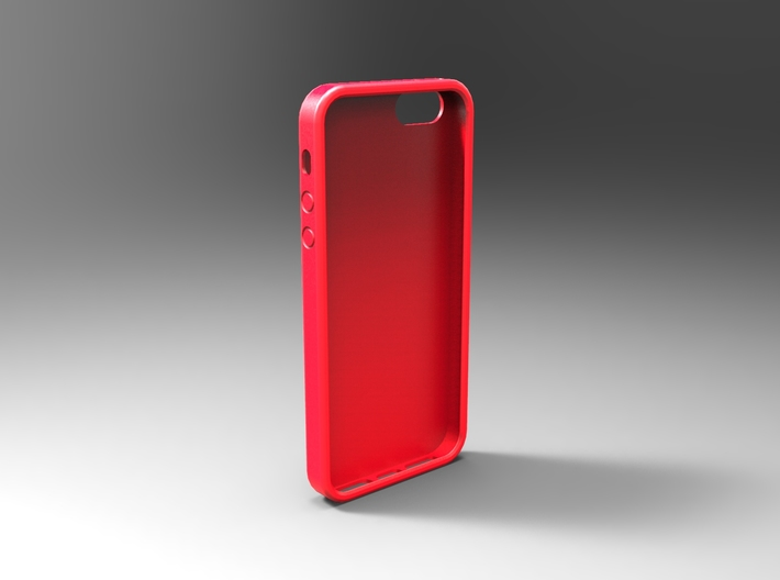 Iphone 5S case 3d printed