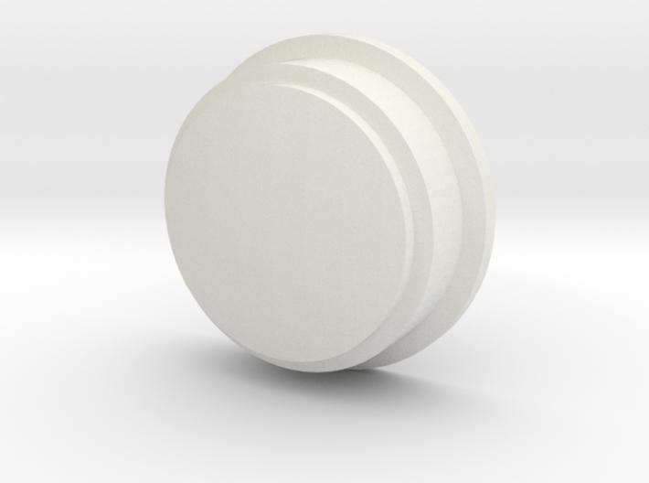 Pokeball Lens 3d printed