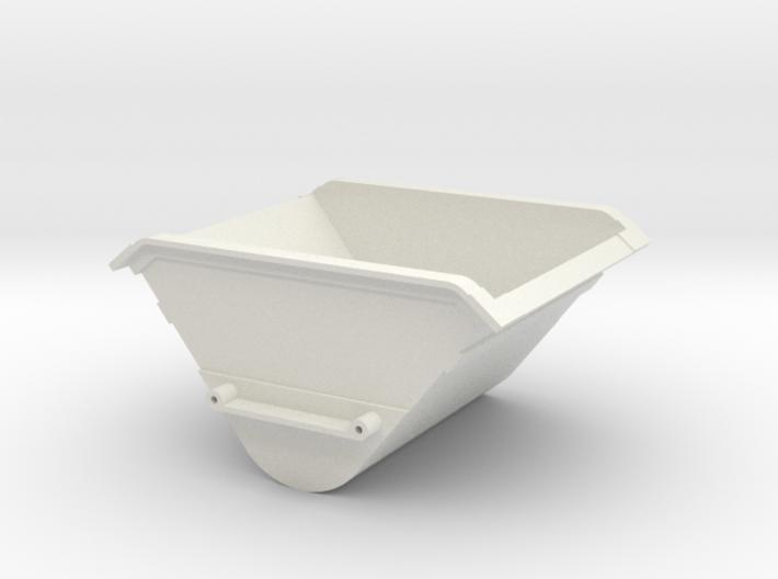 GN 15 DIN Kipplore Mulde 3d printed