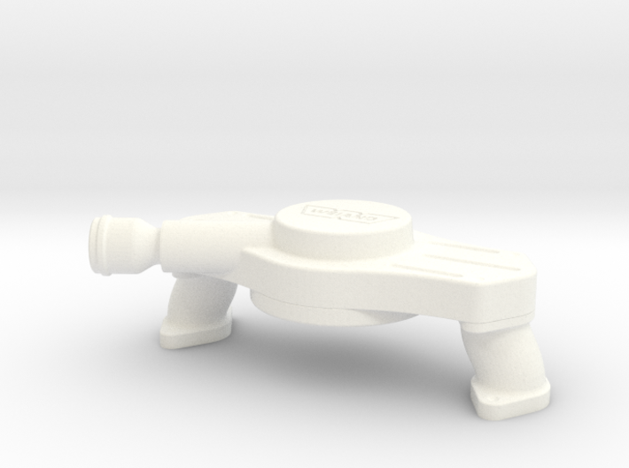 1/8 Big Block Chevy Electric Water Pump 3d printed
