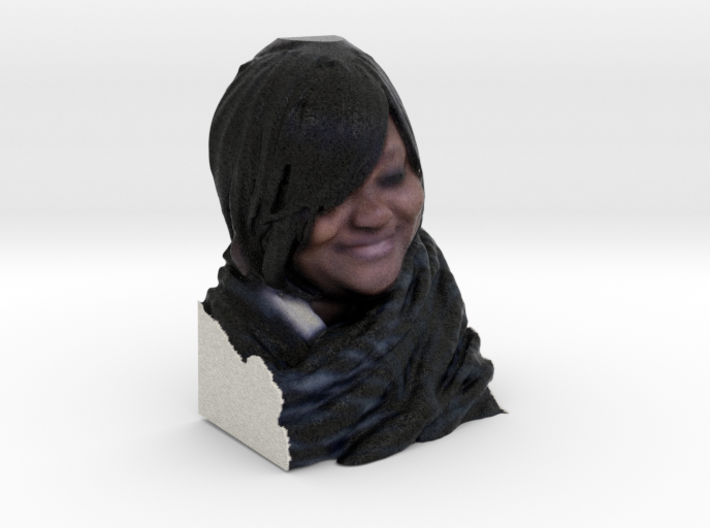 Alicia Jan2015 3d printed
