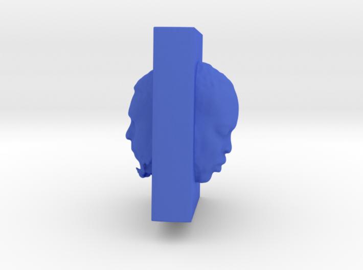 Past, present,future 3d printed