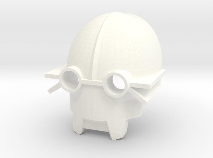 Kanohi Tikanka - Mask of Sensory Aptitude  (Bionic 3d printed