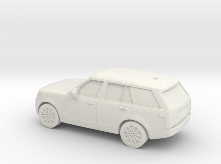 1/87 2013 Range Rover L405 Vogue 3d printed