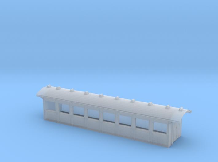YsteC B 31-32 (Nm, 1:160) 3d printed