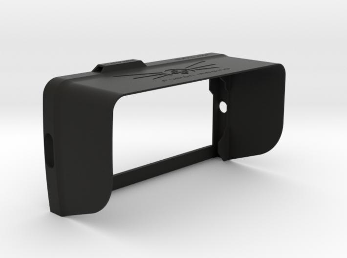 Nexus 6 Visor / FPV Deep Hood - Easy Glide 3d printed Nexus 6 Visor / FPV Deep Hood - Easy Glide