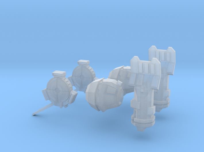 Taiidan Support Pack (6) 3d printed