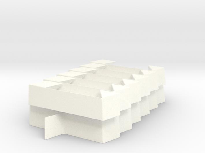 12 Piece Separation 3d printed