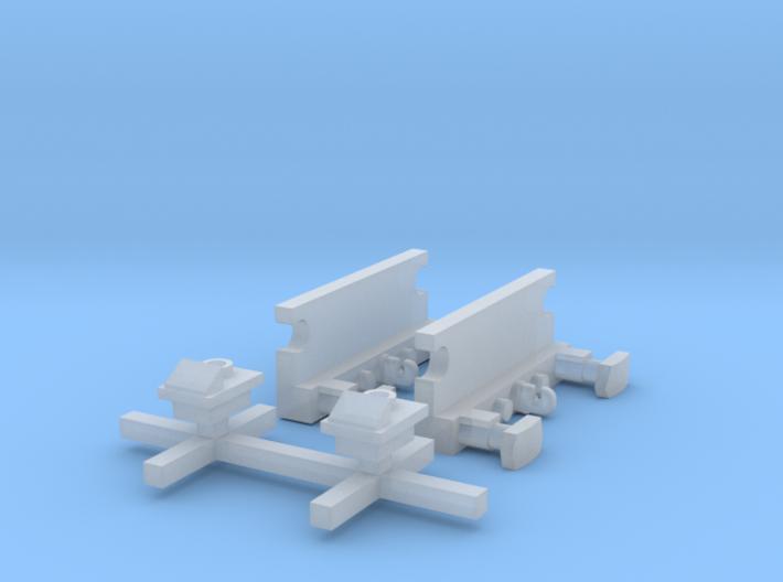 Extra details for Togdillens Mr-Mrd kit N scale 3d printed