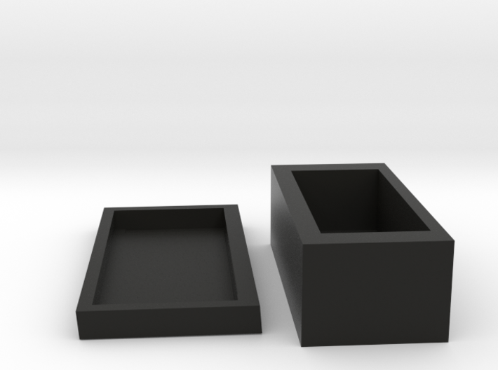 jewelery box 3d printed