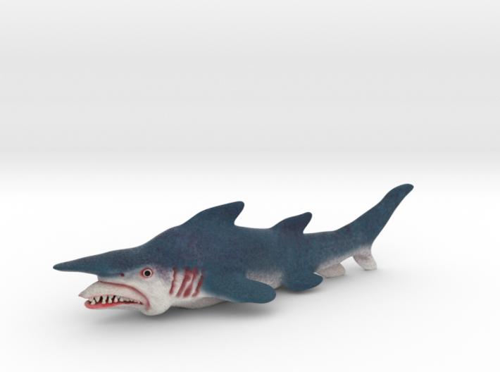 Goblin Shark  3d printed