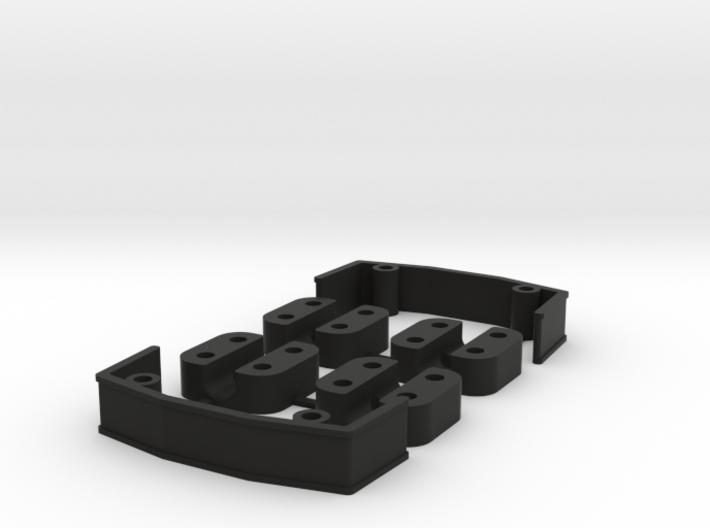 Zmr250 Spacers Kit V3 3d printed