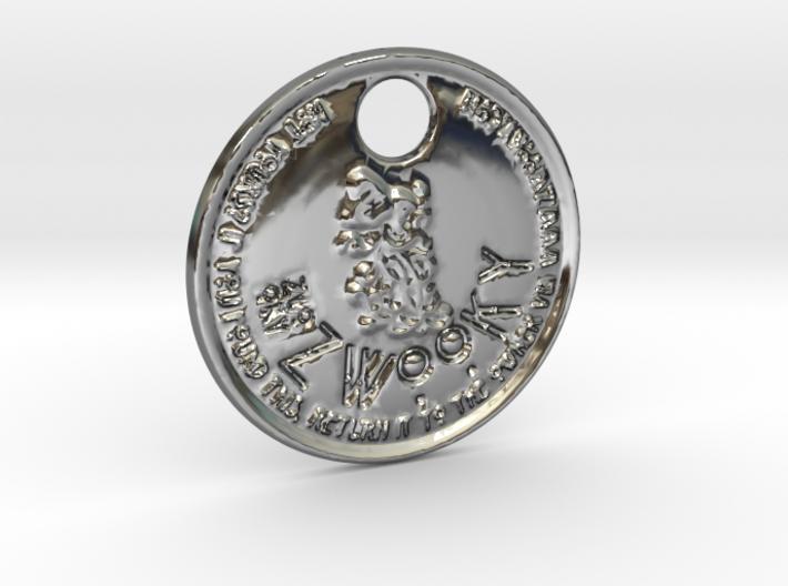 ZWOOKY Style 201 - pendant zodiac - Taurus 3d printed