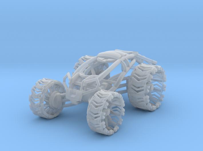 ~Leafspring Buggy V1 3d printed