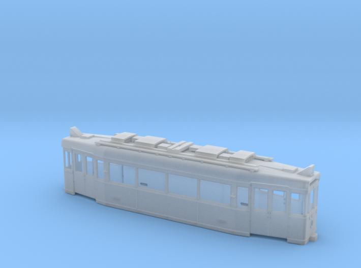 BVG TF 40 Wagenkasten Kö  3d printed