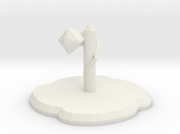 Knokai Figure 3d printed