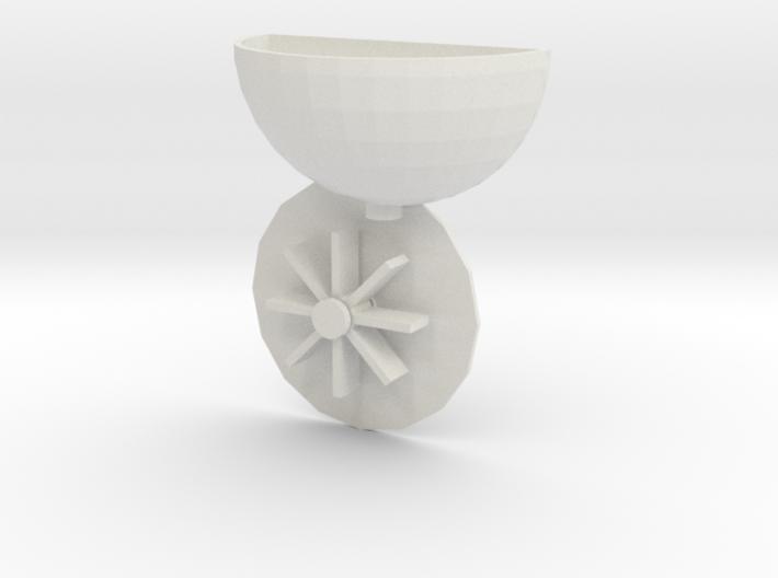 Jan20 2015 Bath Waterwheel 2015 20 01 2316 3d printed