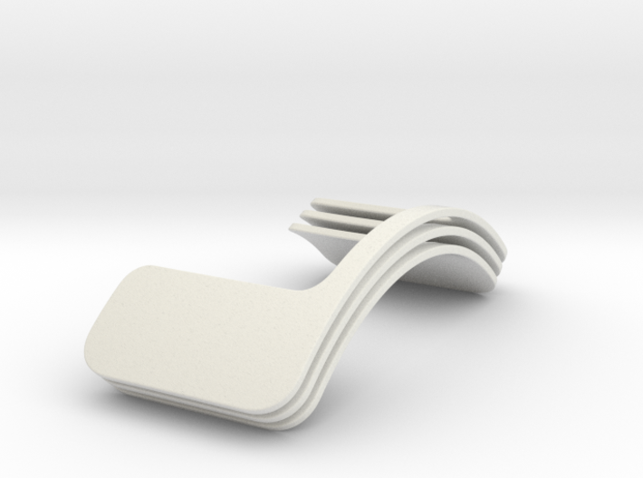 watch stand_float 3d printed