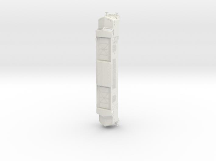 1-160 Renfe 7800 Panchorga First Series 3d printed