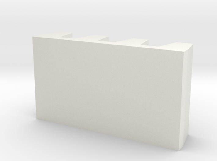 Pickup Tooth/Rack Reinforcement 3d printed