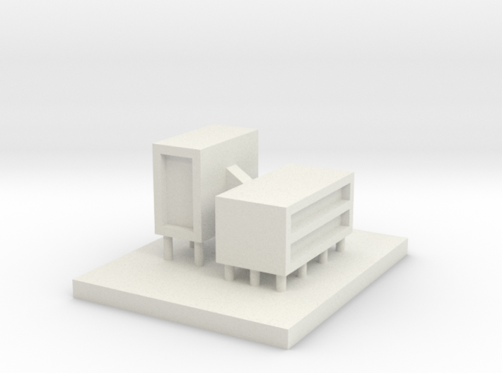 House 12 3d printed