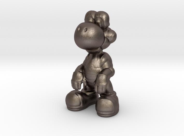 Yoshi [Charm] 3d printed