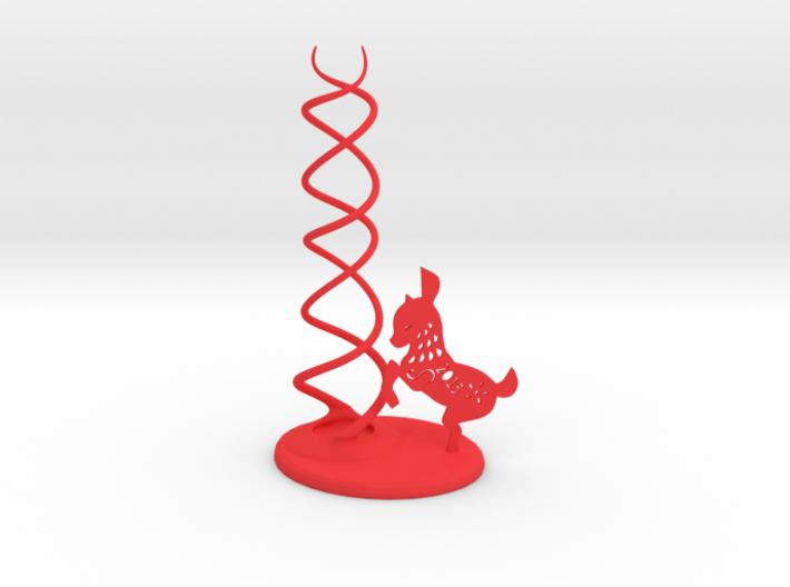 CheekyChi - Chopstick Holder (goat) small 3d printed